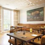 In der ersten Etage 3-Sterne Restaurant Rutz