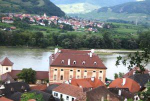 AlbinSchlosshotel in Duernstein