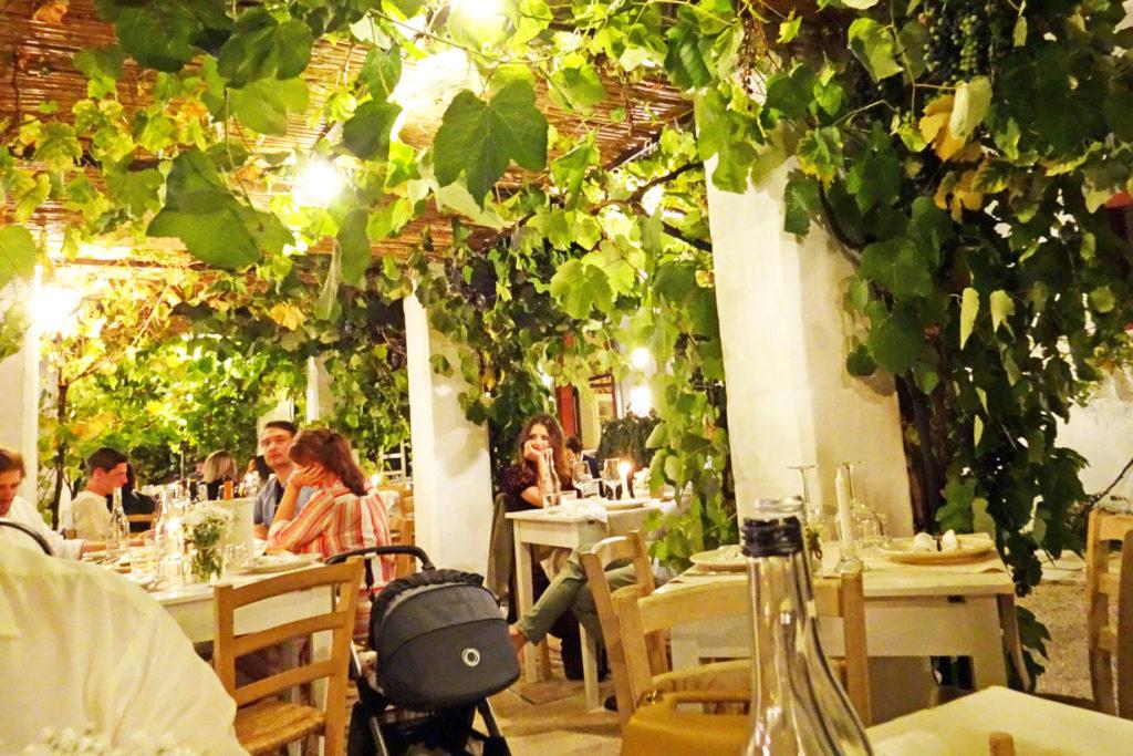 Leckeres Essen und stimmungsvolles Ambiente im Anticalama