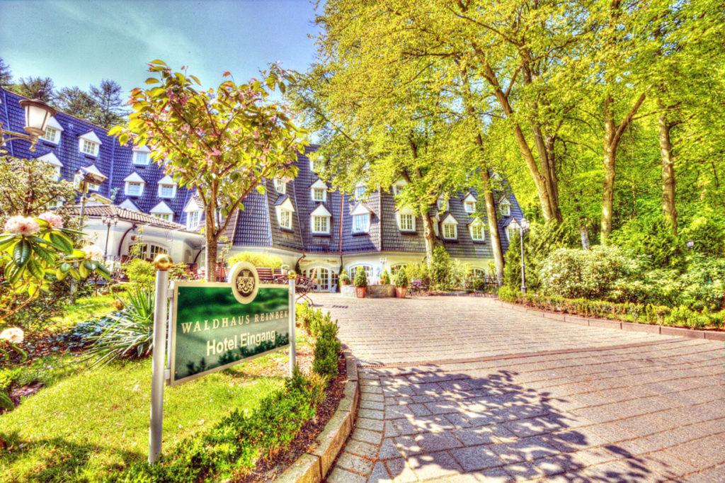 Sterne-Hotel Waldhaus Reinbek