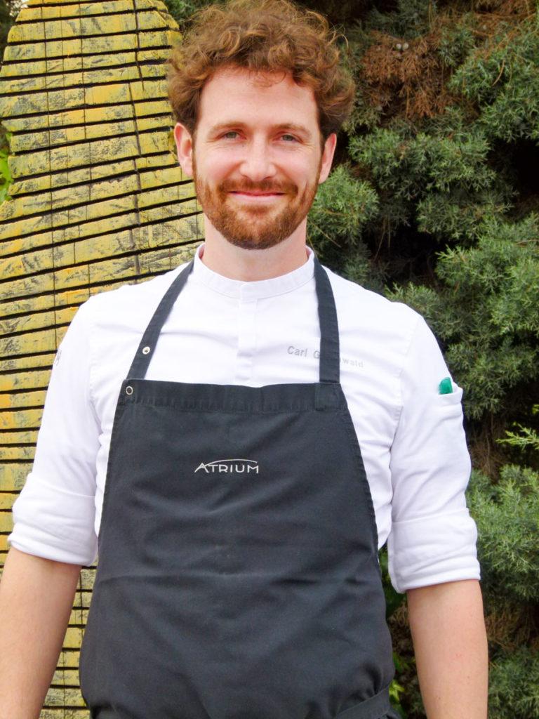 Küchenchef Carl Grünewald