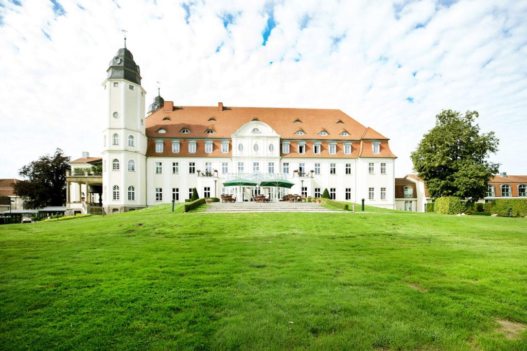 Herrschaftliches Hotel: SCHLOSS Fleesensee