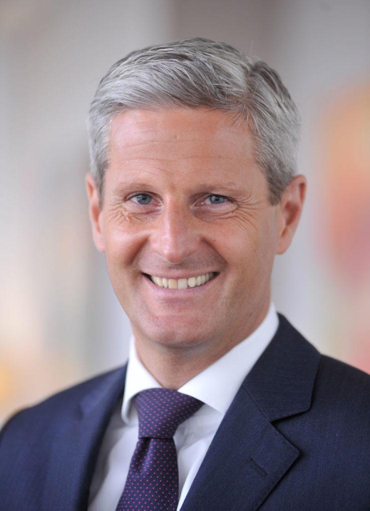 General Manager Claus Geißelmann