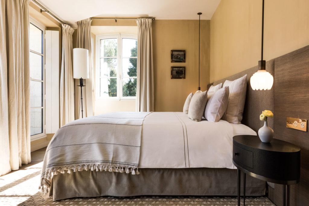 Luxuriöser Schlafkomfort im Chateau Troplong Mondot