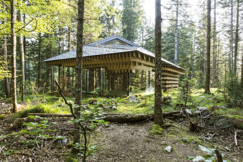 Japanische Meisterarchitektur: das Meditation House